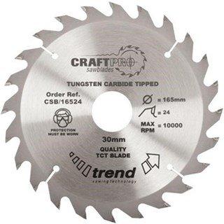 Trend CSB/25030 CraftPro Sawblade