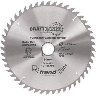 Trend CSB/25048 CraftPro Sawblade