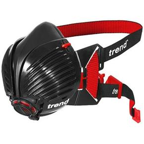 Trend Air Stealth P3R Half Mask (M/L)