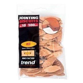 Trend  BSC/10/100 No.10 Biscuits (100pcs)
