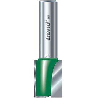 Trend C025AX1/4TC 1/4in 2-Flute CraftPro Cutter