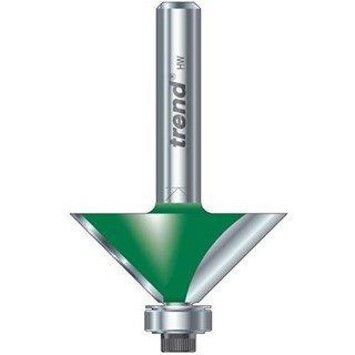 Trend C138X1/4TC 1/4in CraftPro Guided Bevel Cutter