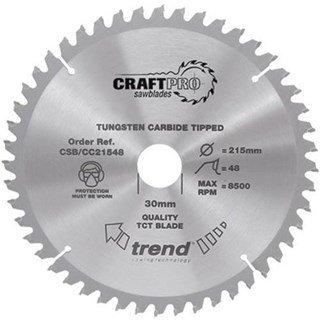 Trend CSB/CC30548 CraftPro Crosscut Sawblade