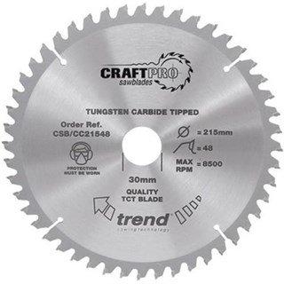 Trend CSB/CC30564 CraftPro Crosscut Sawblade