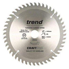 Trend CSB/PT16048 CraftPro Sawblade