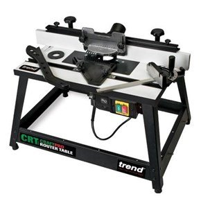 Trend MK3 Router Table 240v