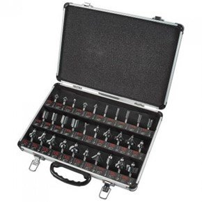Trend SET/SS31X1/4TC Router Bit Set (30pc)