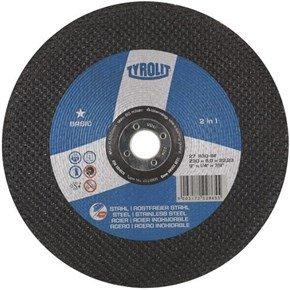 Tyrolit 222858 Metal Grinding Disc (115x6x22.23)
