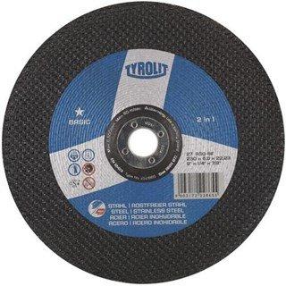 Tyrolit 222854 Metal Grinding Disc (230x6x22.23)