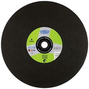 Tyrolit 223129 Flat Stone Cutting Disc 300x3.5x20mm