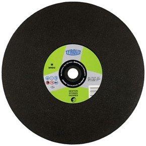 Tyrolit 223129 Flat Stone Cutting Disc 300x3.5x20mm