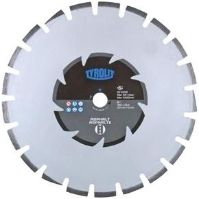 Tyrolit 300mm Diamond Blade for Abrasives