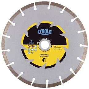 Tyrolit Universal 230mm Diamond Blade