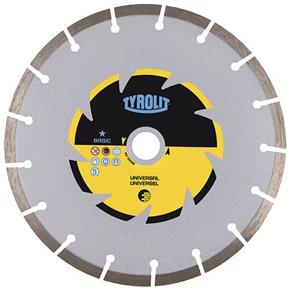 Tyrolit Universal 125mm Diamond Blade