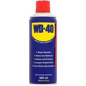 WD-40 Multi-Use Lubricant/Cleaner (400ml)