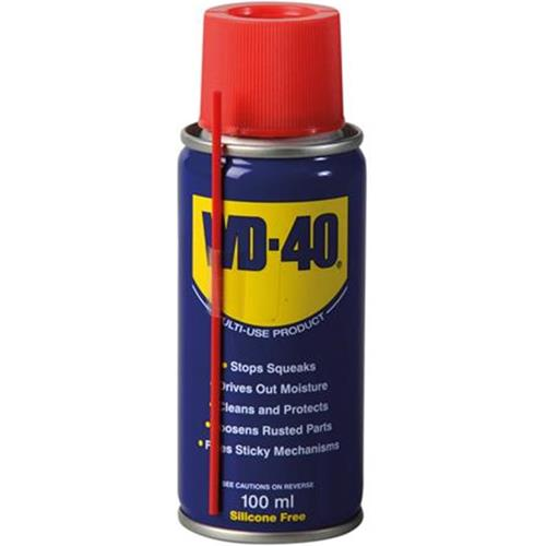WD-40 Multi-use Lubricant/Cleaner (100ml)