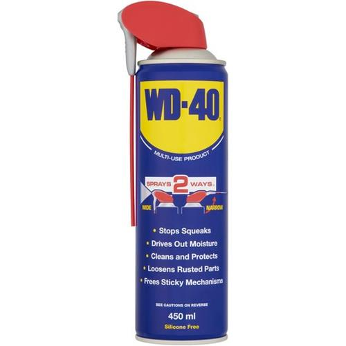 WD-40 Multi-use Lubricant/Cleaner (450ml)