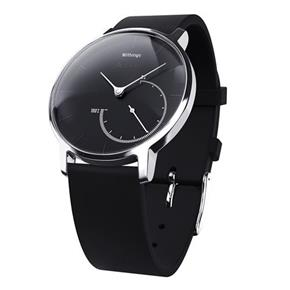 Withings Activite Steel Automatic Activity Tracker (Black)