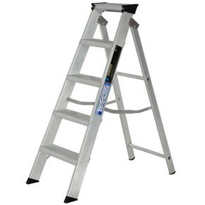 Youngman 5-Tread Stepladder 1.09m