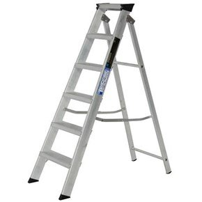 Youngman 6-Tread Stepladder 1.44m