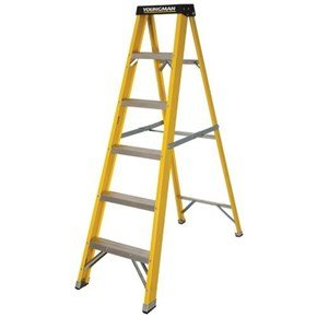 Youngman S400 GRP 6-Tread Stepladder 2.59m