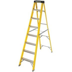 Youngman S400 GRP 8-Tread Stepladder 3.15m