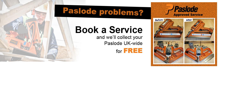 Paslode Repairs & Service